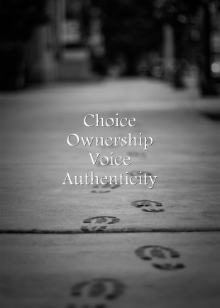 Choice-Ownership-Voice